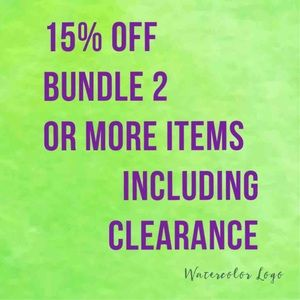 Bundle sales